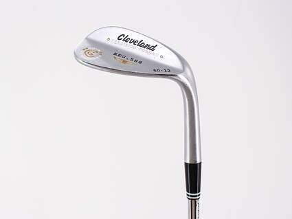 Cleveland 2012 588 Satin Wedge Lob LW 60° 12 Deg Bounce True Temper Tour Concept Steel Wedge Flex Right Handed 35.25in