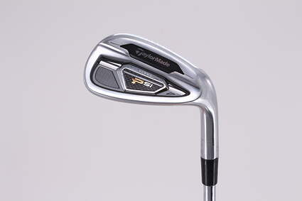 TaylorMade PSi Wedge Gap GW 50° Stock Graphite Shaft Steel Wedge Flex Right Handed 35.5in