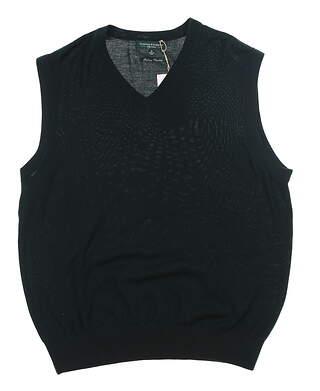 New Mens Fairway & Greene Golf Sweater Vest X-Large XL Green MSRP $110