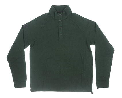 New Mens Greg Norman Sweater Small S Green MSRP $89 G7F6K019