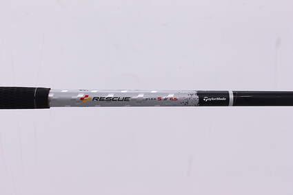 Used W/ Adapter TaylorMade Aldila RIP 65 Hybrid Shaft Stiff 40.0in