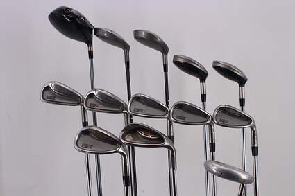 Mens ADAMS Complete Golf Set Right Handed Regular