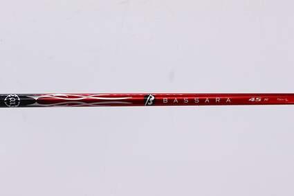 Used W/ Adapter Titleist Mitsubishi Rayon Bassara W 50 Hybrid Shaft Ladies 40.75
