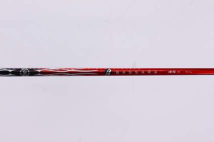 Used W/ Adapter Titleist Mitsubishi Rayon Bassara W 45