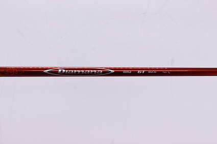 Used W/ Adapter Mitsubishi Rayon Diamana Ilima 60 Fairway Shaft Ladies 41.75in