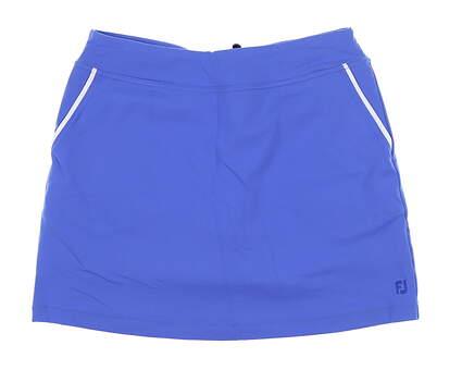 New Womens Footjoy Skort X-Large XL Blue MSRP $85 23864