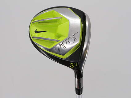 Nike Vapor Speed Fairway Wood 3 Wood 3W 15° Mitsubishi Rayon Fubuki Z 60 Graphite Regular Right Handed 43.0in