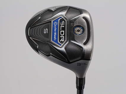 TaylorMade SLDR S Fairway Wood 3 Wood HL 17° TM Fujikura Speeder 65 Graphite Regular Right Handed 43.0in
