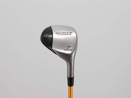 TaylorMade Rescue Fairway Fairway Wood 7 Wood 7W UST Proforce V2 57 Graphite Regular Right Handed 41.0in