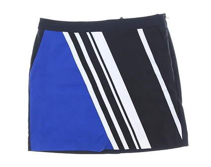 New Womens Ralph Lauren Skort 8 Black MSRP $145