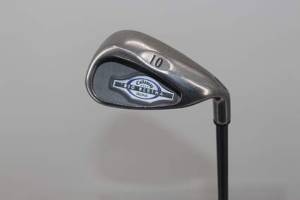 Callaway 2002 Big Bertha Single Iron Pitching Wedge PW Callaway RCH 65i Graphite Ladies Right Handed 34.5in