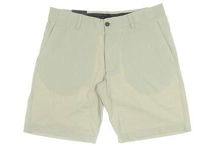 New Mens Under Armour Golf Shorts 36 Khaki MSRP $70 UM8812