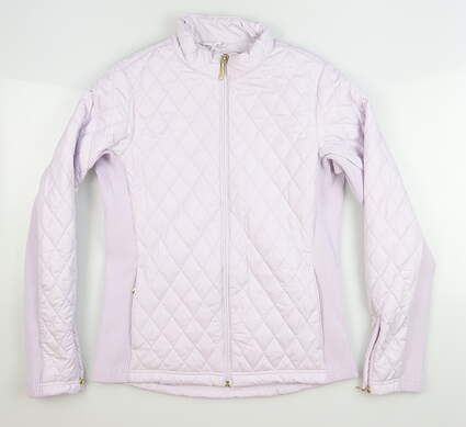 New Womens Straight Down Elm Jacket X-Small XS Lilac MSRP $130 W60224