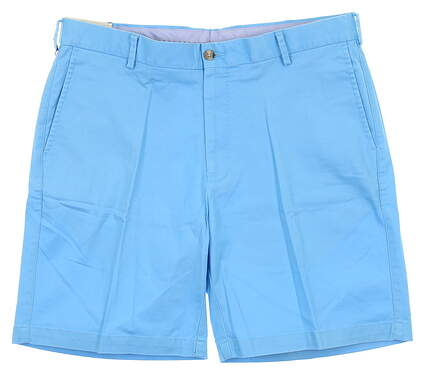 New Mens Peter Millar Golf Shorts 35 Grotto Blue MSRP $98 MS18B13