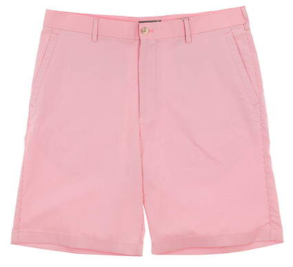 New Mens Peter Millar Golf Shorts 35 Guava MSRP $115 MS16EB84