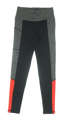 New Womens Footjoy Color Block Leggings X-Small XS Black MSRP $85 23931