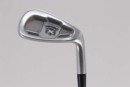 Callaway 2009 X Forged Single Iron 8 Iron Project X 6.0 Steel Stiff Right Handed 36.25in