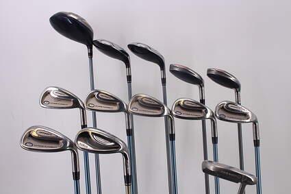 Ladies Adams/Cobra Complete Golf Set Graphite Right Handed Womens