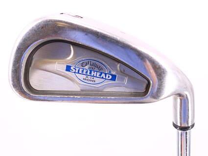 Callaway X-14 Single Iron 2 Iron True Temper Dynamic Gold S300 Steel Stiff Right Handed 39.5in