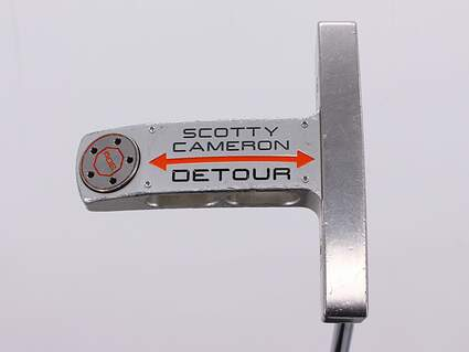 Titleist Scotty Cameron Detour Putter Steel Right Handed 32.0in
