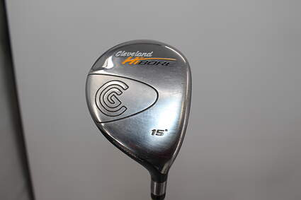 Cleveland Hibore Fairway Wood 3 Wood 3W 15° Aldila NV 75 Graphite Stiff Right Handed 43.0in