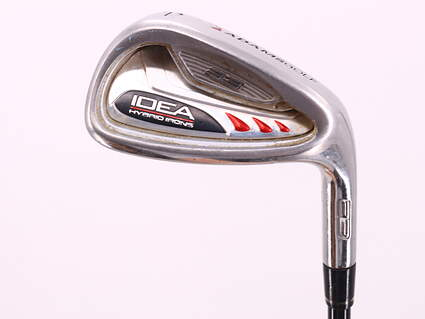 Adams Idea A3 Single Iron Pitching Wedge PW ProLaunch Red Speed Coat Graphite Right Handed 35.75in
