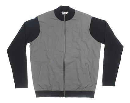 New Mens Peter Millar Crown Soft Patterson Jacket Large L Multi MSRP $245