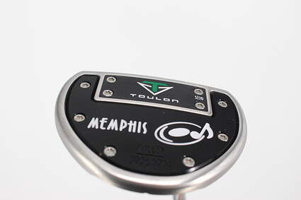 Toulon Design Memphis Moderate Release Putter Steel Right Handed 35.0in