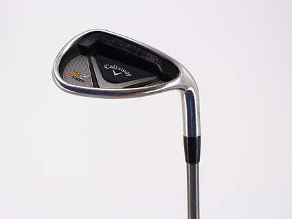 Callaway X2 Hot Wedge Gap GW Aerotech SteelFiber i80 Graphite Stiff Right Handed 35.5in