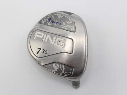 Ping Serene Fairway Wood 7 Wood 7W 26° Ping ULT 210 Ladies Ultra Lite Graphite Ladies Right Handed 40.75in