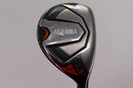 Honma TW747 Utility Hybrid 3 Hybrid 19° Vizard 80 Graphite Stiff Right Handed 41.5in