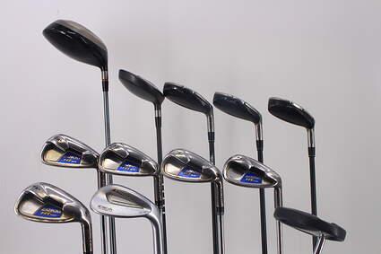 Mens Adams/TourEdge Complete Golf Set Right Handed Stiff