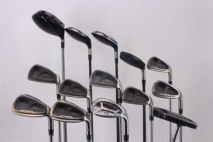 Mens Adams/TopFlite Complete Golf Set Right Handed Regular