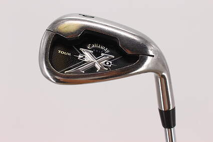 Callaway X-20 Tour Single Iron Pitching Wedge PW Stock Steel Shaft Steel Stiff Right Handed 35.5in