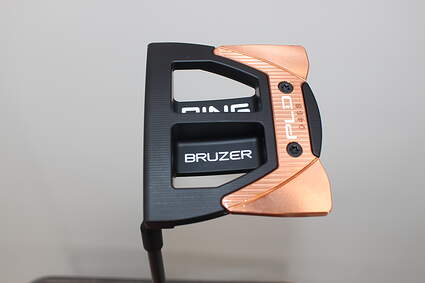 Ping PLD Bruzer Putter Steel Left Handed 35.0in