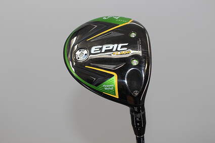 Callaway EPIC Flash Fairway Wood 7 Wood 7W 20° Project X Even Flow Green 65 Graphite Regular Right Handed 42.75in