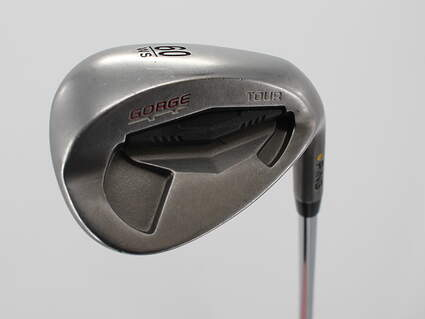 Ping Tour Gorge Wedge Lob LW 60° Wide Sole Ping CFS Steel Stiff Right Handed Yellow Dot 36.0in