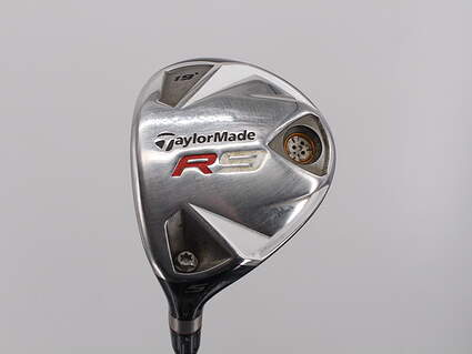 TaylorMade R9 Fairway Wood 5 Wood 5W 19° Stock Graphite Shaft Graphite Regular Left Handed 42.75in