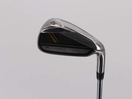 TaylorMade Rocketbladez Single Iron 5 Iron TM RocketFuel 85 Steel Steel Regular Right Handed 39.25in