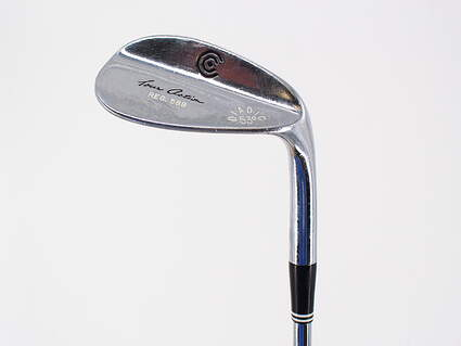 Cleveland 588 Chrome Wedge Gap GW 53° Stock Steel Shaft Steel Wedge Flex Right Handed 35.25in
