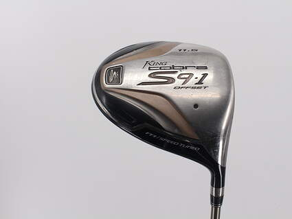 Cobra S9-1 Senior Driver 11.5° Stock Graphite Shaft Graphite Senior Right Handed 45.5in