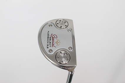 Mint Titleist Scotty Cameron Special Select Flowback 5.5 Putter Steel Right Handed 35.0in
