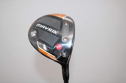 Mint Callaway Mavrik Fairway Wood 3 Wood 3W 15° Aldila Rogue White 130 MSI 70 Graphite Stiff Right Handed 43.5in