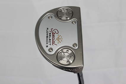 Mint Titleist Scotty Cameron Special Select Flowback 5 Putter Steel Right Handed 35.0in