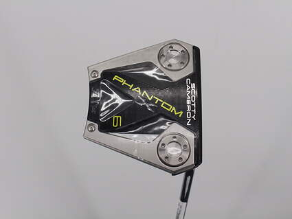 Mint Titleist Scotty Cameron Phantom X 6 Putter Steel Right Handed 34.0in
