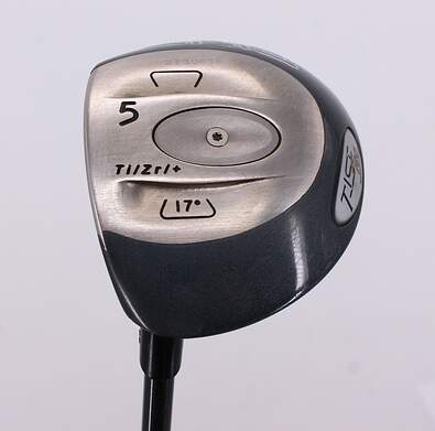 Ping Tisi Tec Fairway Wood 5 Wood 5W 17° Ping Aldila 350 Series Graphite Stiff Left Handed 43.0in