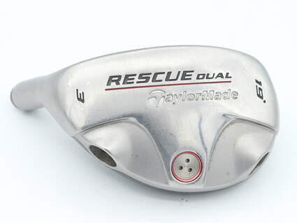 TaylorMade Rescue Dual Hybrid 3 Hybrid 19° Left Handed *HEAD ONLY*