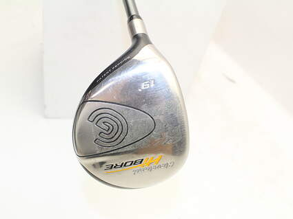 Cleveland Hibore Fairway Wood 4 Wood 4W 19° Stock Graphite Shaft Graphite Regular Left Handed 40.75in