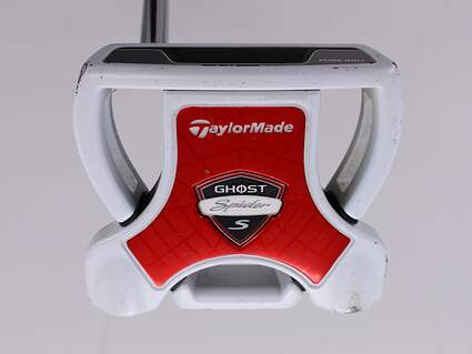TaylorMade Ghost Spider S Putter Steel Left Handed 34.0in