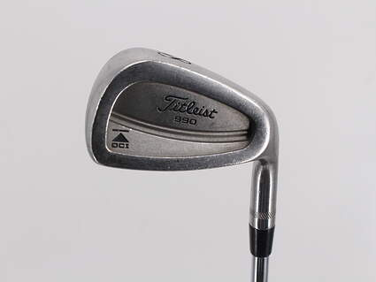 Titleist DCI 990 Single Iron 8 Iron True Temper Dynamic Gold Steel Stiff Right Handed 36.25in